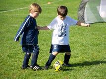 Timbits Soccer Stock Photo