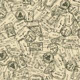 Timbra il fondo royalty illustrazione gratis