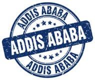 Timbre d'Addis Ababa Illustration Libre de Droits