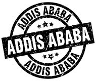 Timbre d'Addis Ababa Photo stock