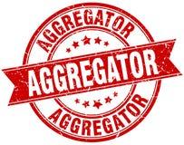 timbre d'aggregator Image stock