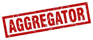 timbre d'aggregator Illustration Libre de Droits