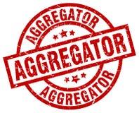 timbre d'aggregator Illustration de Vecteur