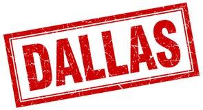 Timbre de Dallas illustration stock