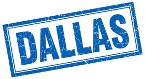 Timbre de Dallas illustration libre de droits