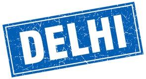 Timbre de Delhi illustration stock