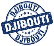 Timbre de Djibouti illustration libre de droits