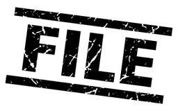 timbre de dossier Images libres de droits