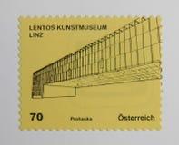 Timbre de l'Autriche Image stock