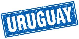 Timbre de l'Uruguay illustration stock