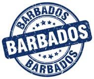 Timbre des Barbade Photos stock