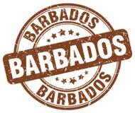Timbre des Barbade Photographie stock libre de droits