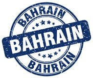 Timbre du Bahrain Photo stock