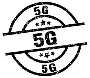 timbre 5g Illustration Stock