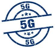 timbre 5g illustration de vecteur