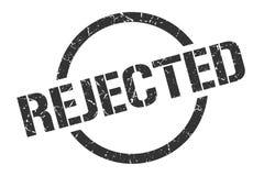 Timbre rejeté illustration libre de droits