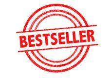 Timbro di gomma del bestseller Immagini Stock