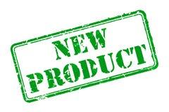Timbro di gomma del nuovo prodotto Immagine Stock Libera da Diritti