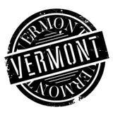 Timbro di gomma del Vermont Immagini Stock Libere da Diritti
