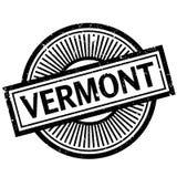 Timbro di gomma del Vermont Fotografia Stock Libera da Diritti