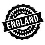 Timbro di gomma dell'Inghilterra Fotografia Stock Libera da Diritti