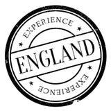 Timbro di gomma dell'Inghilterra Fotografie Stock Libere da Diritti