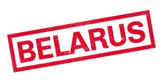 Timbro di gomma della Bielorussia Fotografie Stock Libere da Diritti