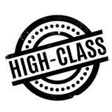 Timbro di gomma di alta classe Immagine Stock Libera da Diritti