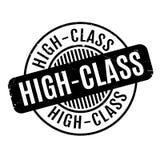 Timbro di gomma di alta classe Fotografia Stock Libera da Diritti