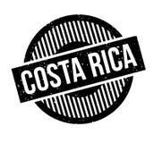 Timbro di gomma di Costa Rica royalty illustrazione gratis