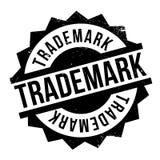 Timbro di gomma di marchio di fabbrica royalty illustrazione gratis