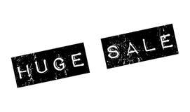 Timbro di gomma enorme di vendita royalty illustrazione gratis