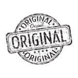 Timbro di gomma originale del grunge Immagine Stock