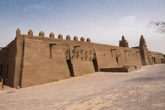 Timbuktu Royalty Free Stock Photos