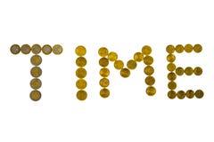 Time är pengar Royaltyfri Fotografi