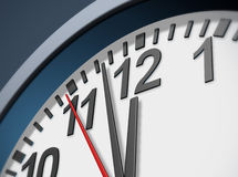 On time Royalty Free Stock Image