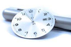 Almost Time Royalty Free Stock Image