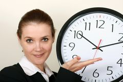 Time Royalty Free Stock Photo