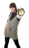 Time! Royalty Free Stock Photos