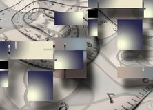 Time Abstract Royalty Free Stock Image
