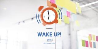 Time Alarm Deadline Countdown Concept Stock Image