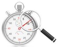 Time analysis Stock Photo