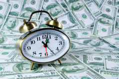 Time And Money Stock Images