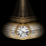 Time And Motion Black Stock Images