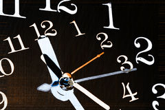 Time background 1 Royalty Free Stock Image