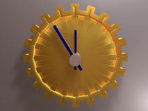 Time - Background - 3D Stock Photo