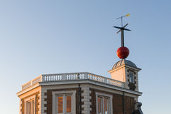 Time ball Royal Observatory Royalty Free Stock Image