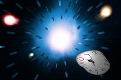 TIME BIRTH stock illustration