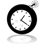 Time bomb Stock Photography