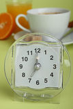 Time of breakfast Royalty Free Stock Image